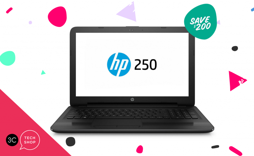 3C-Weekly-Special HP250 Notebook